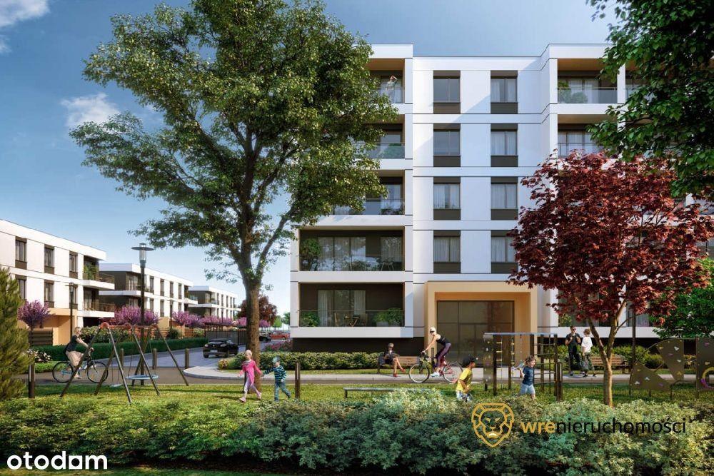 Ogród/taras/balkon - Rodzinne 4 pokoje