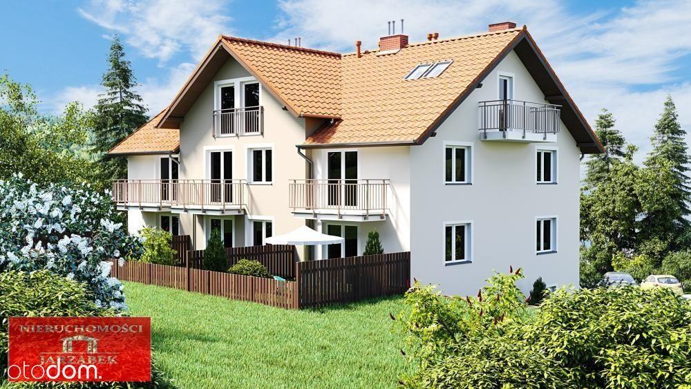 M1 - nowy apartament z tarasem w Kowarach
