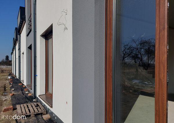 TARNOWSKIE GÓRY/REPTY - dom w zabudowie szeregowej