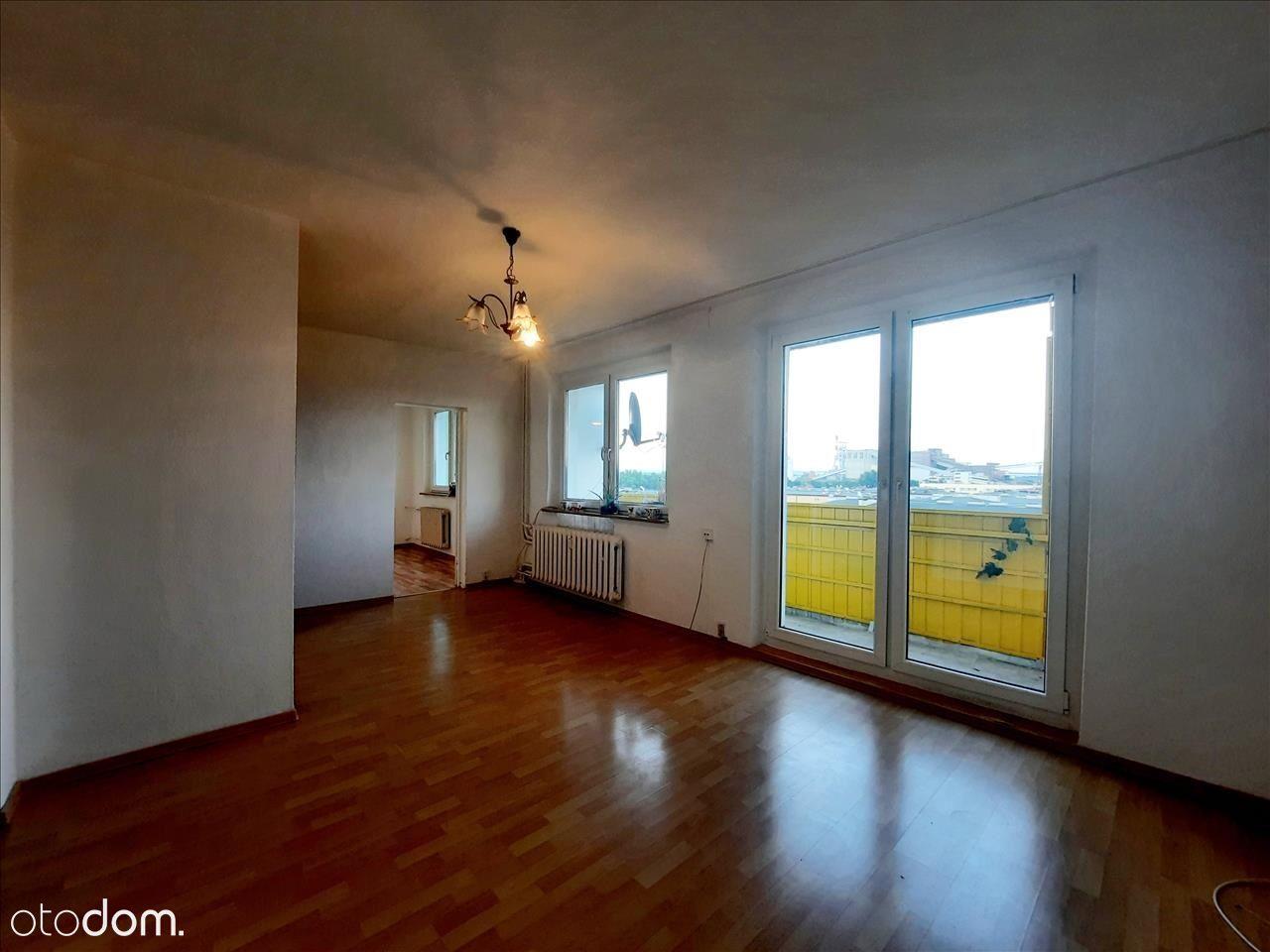 Mieszkanie z dużym potencjałem, 49 m2 - Knurów
