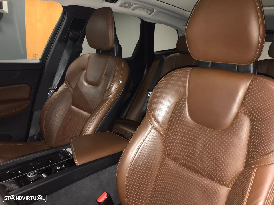Volvo XC 60 2.0 D4 Dynamic Geartronic - 9