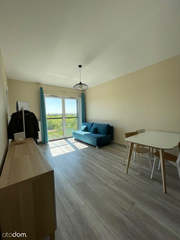 Dwupokojowe mieszkanie na Nowych Żernikach
