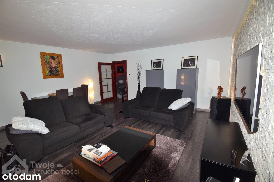 Mieszkanie, 82,83 m², Wałbrzych