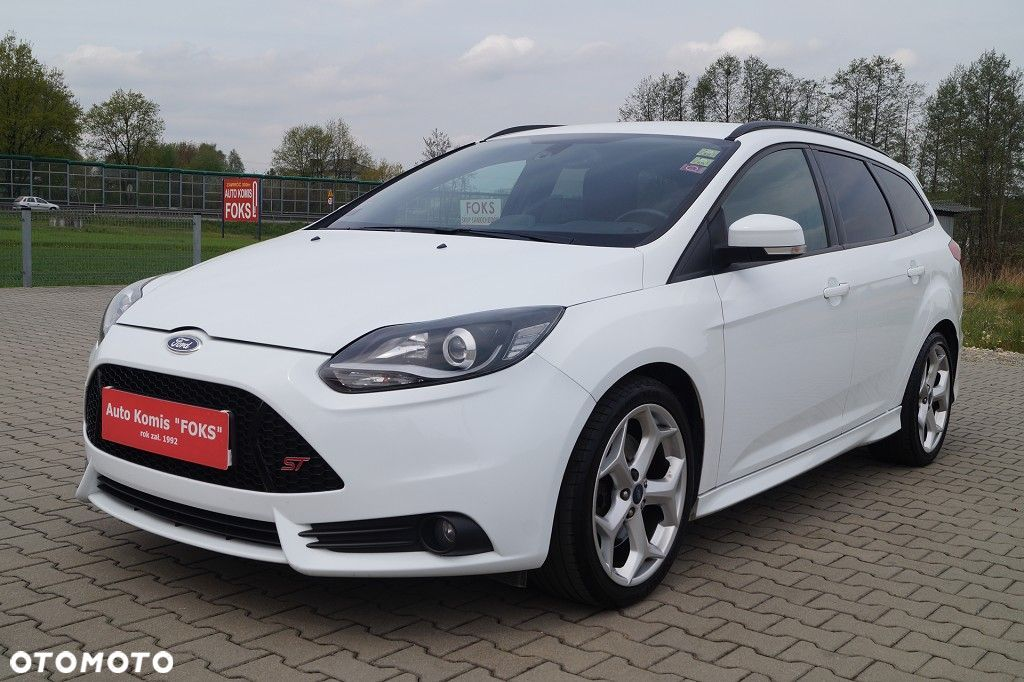 Ford Focus st 2,0 t  250 km tylko 73 tys  km - 1