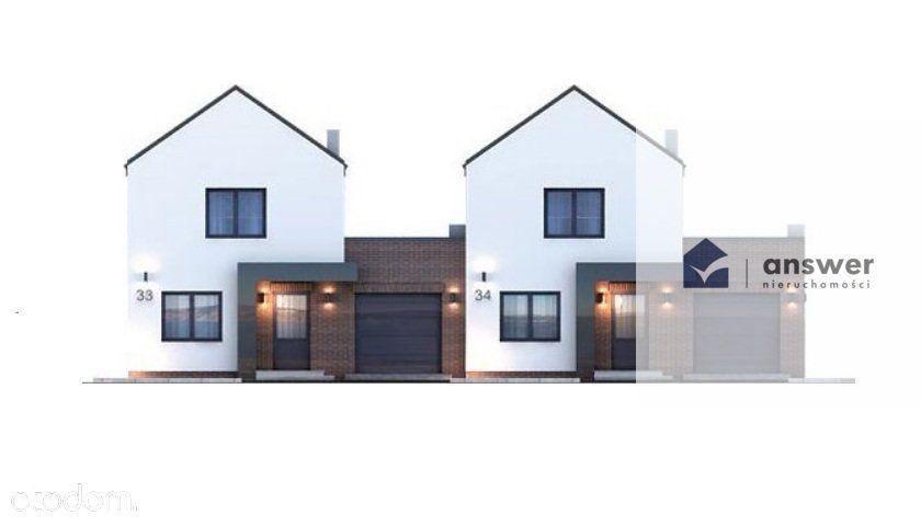 Osiek. Ostatnie 2 domy oddzielone garażami!