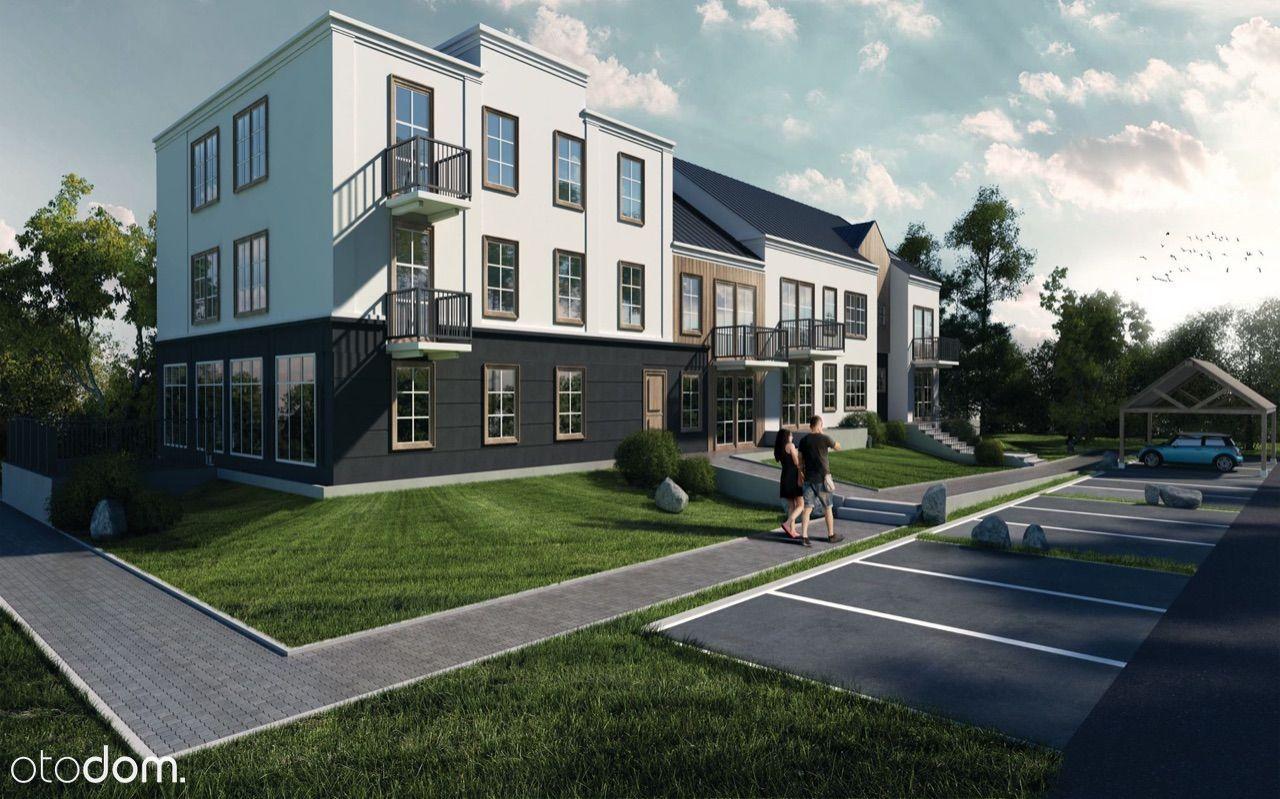 4 pokoje, stan deweloperski gotowe w I kw 2021