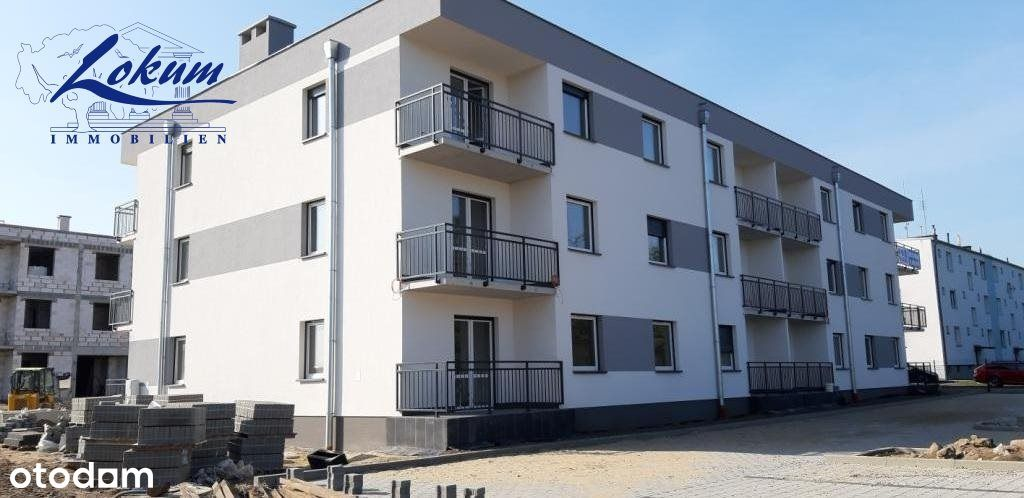 Mieszkanie, 42,26 m², Kłoda
