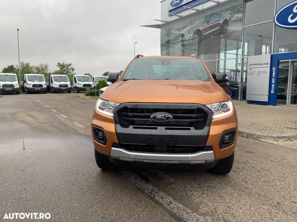 Ford Ranger Pick-Up - 2