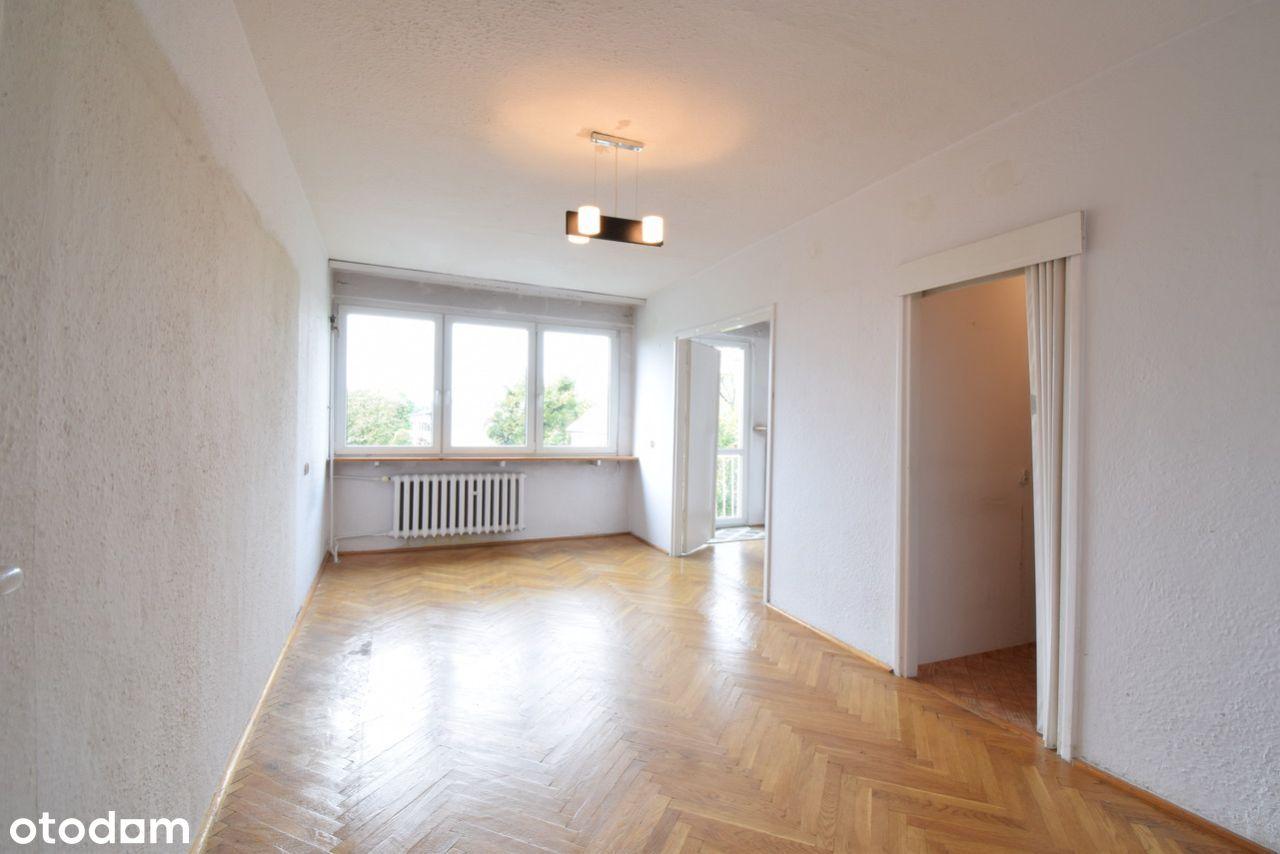 ŻELAZNA_mieszkanie do remontu_44,05m2_WROCŁAW