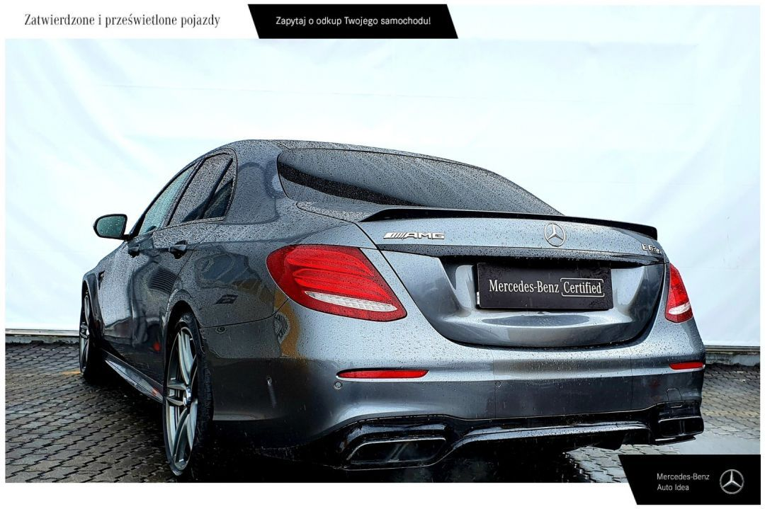 Mercedes-Benz Klasa E Mulibeam Led/distonic plus/Panorama/ FV 23% - 7