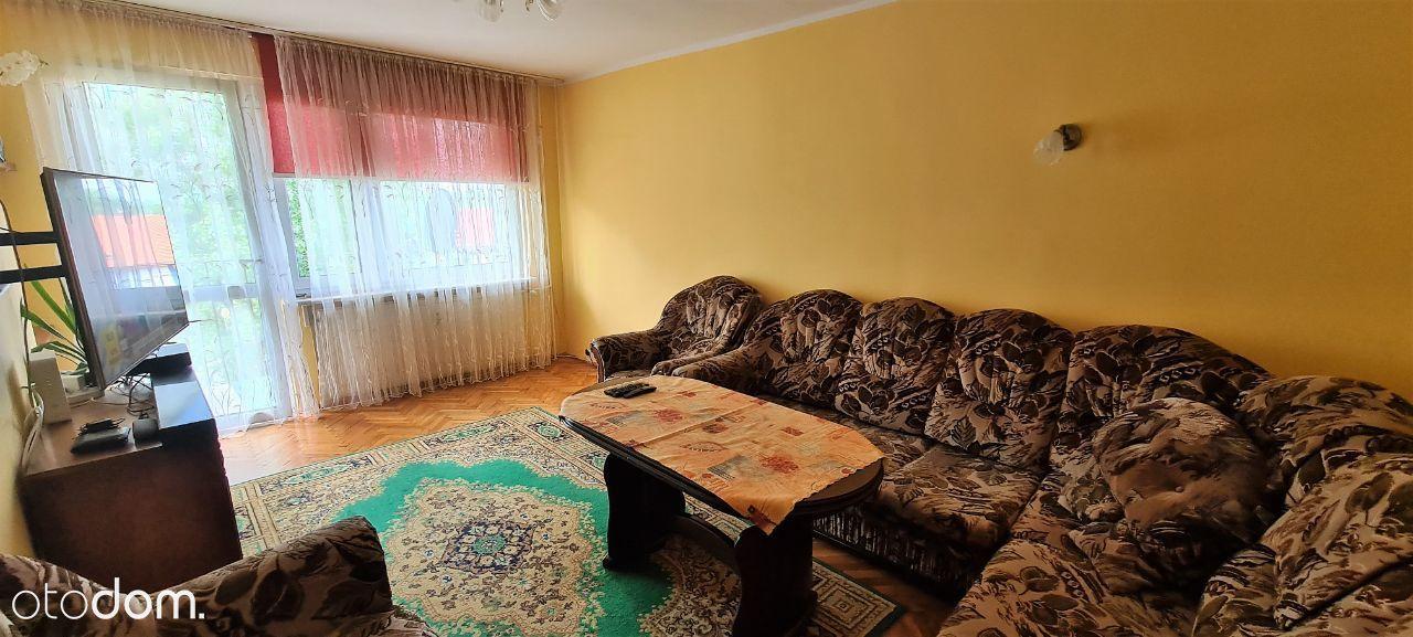 3-pokojowe mieszkanie w spokojnej okolicy - 58m2