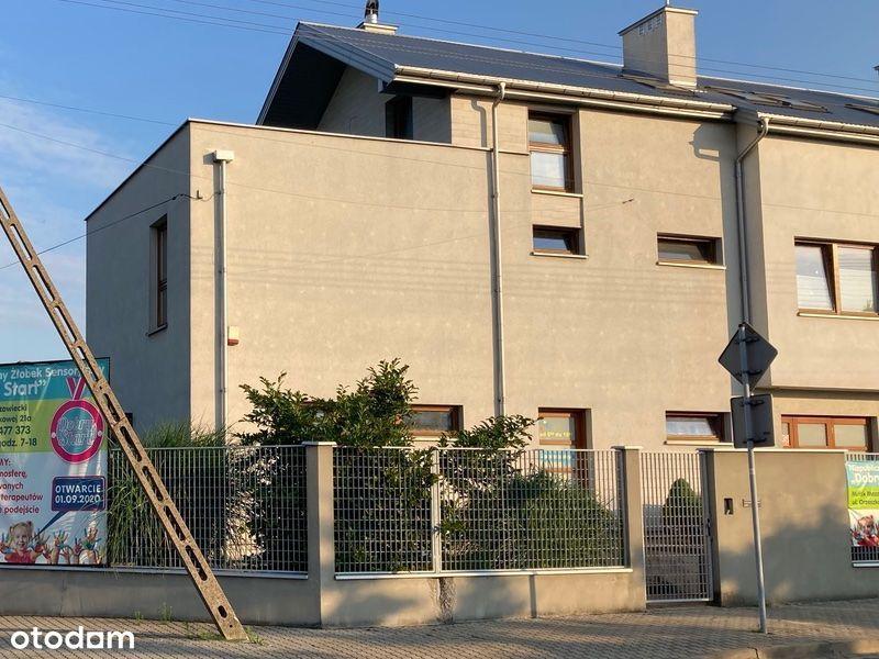 Dom z lokalem usługowym w Mińsku Mazowieckim