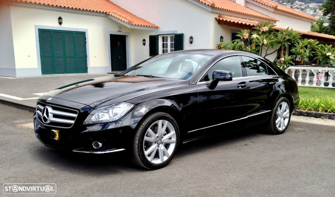 Mercedes-Benz CLS 350 CDi BlueEfficiency - 1