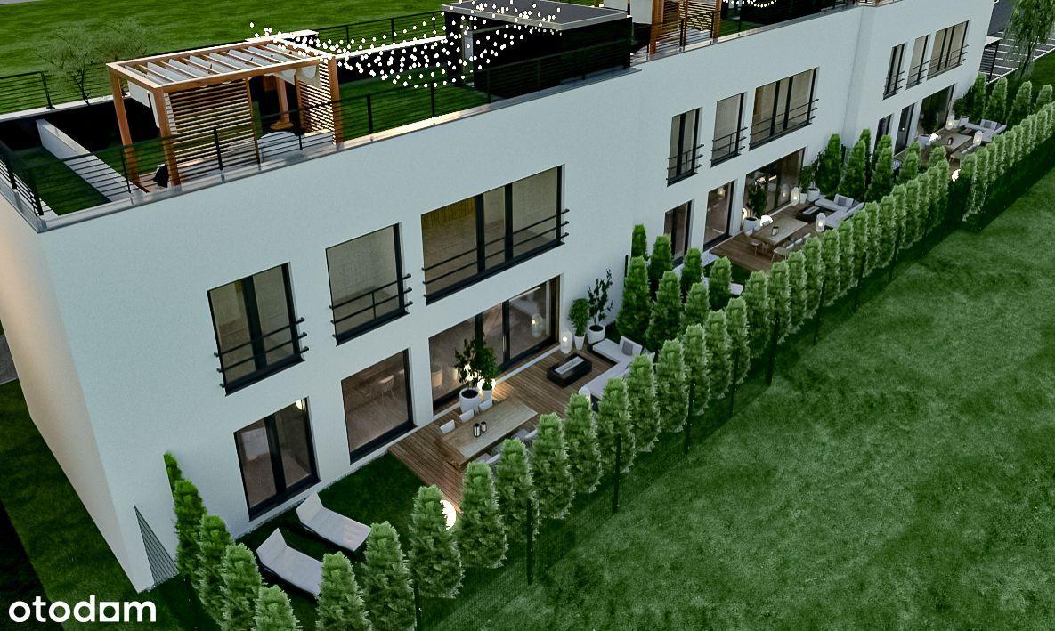 Nowe mieszkania z ogródkami Strzemieszyce
