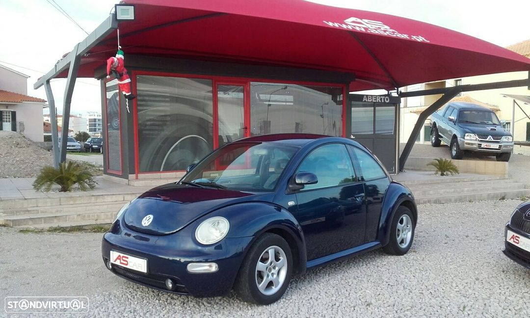 VW New Beetle 1.9 TDi Highline - 1