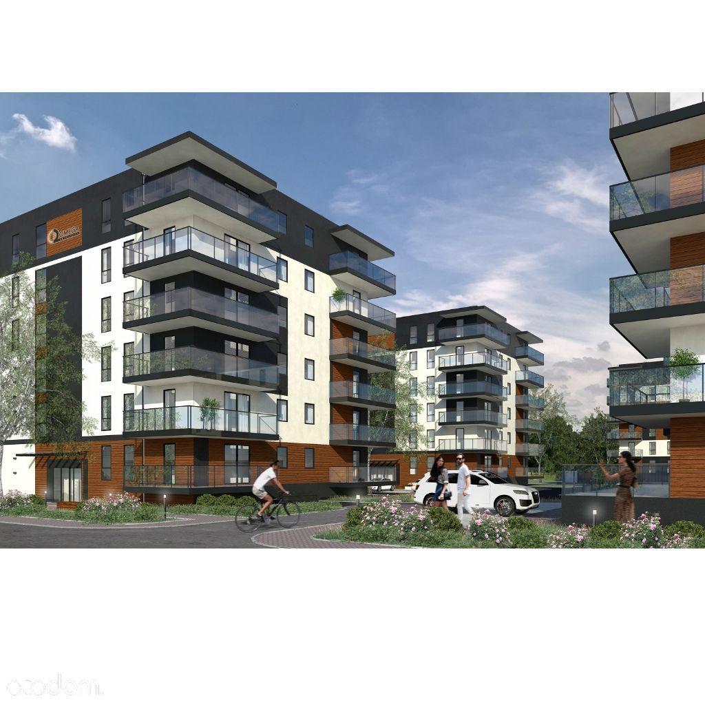 Mieszkanie w Inwestycji Różany Wilanów M36