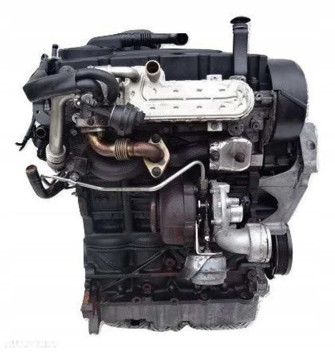 06F903023F Alternator VW Passat 2005 2.0 TdI motor/bkD - 3