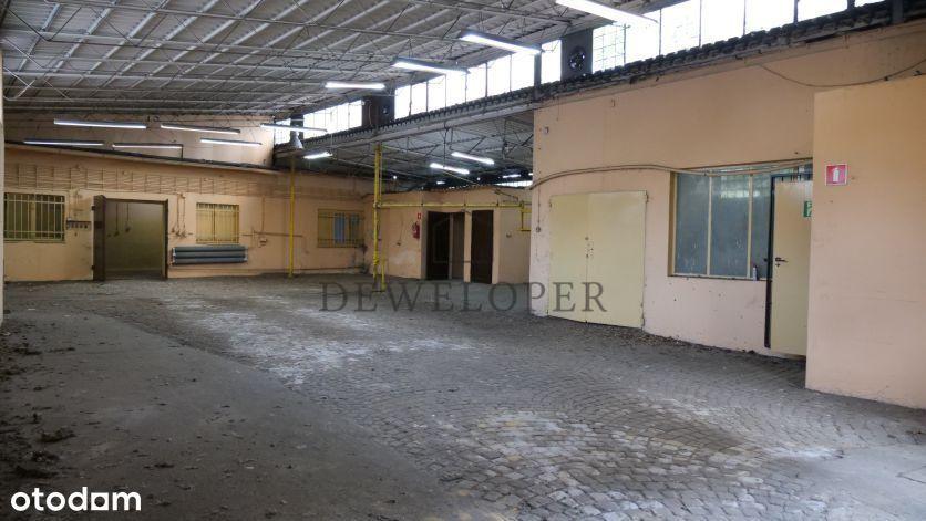 Gliwice centrum hala magazyn 320m2 sprzedaż/najem