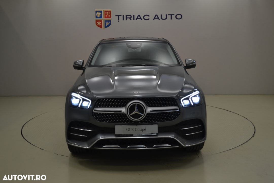 Mercedes-Benz GLE Coupe GLE400 - 18