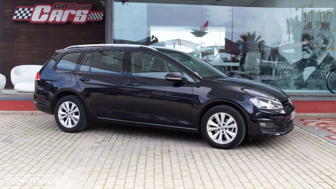 VW Golf Variant 1.6 TDi GPS Edition - 17