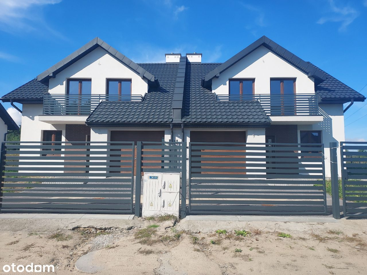 Komfortowe domy 120m2+ garaż
