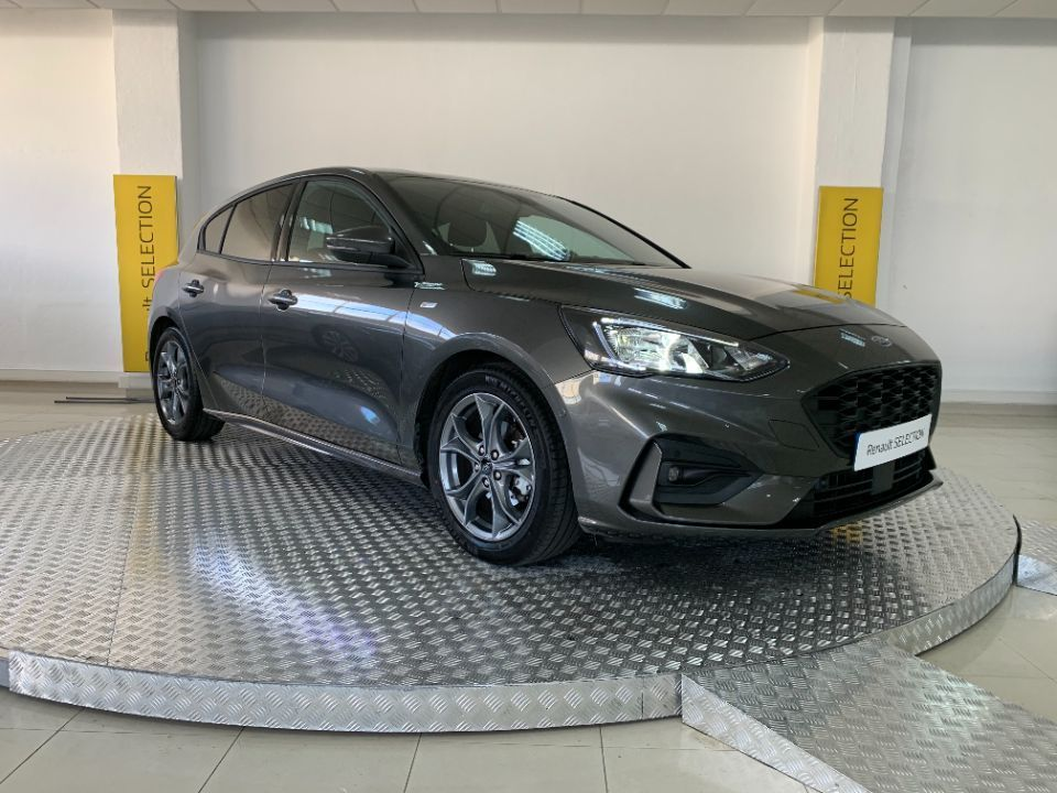 Ford Focus 1.0 EcoBoost MHEV ST-Line