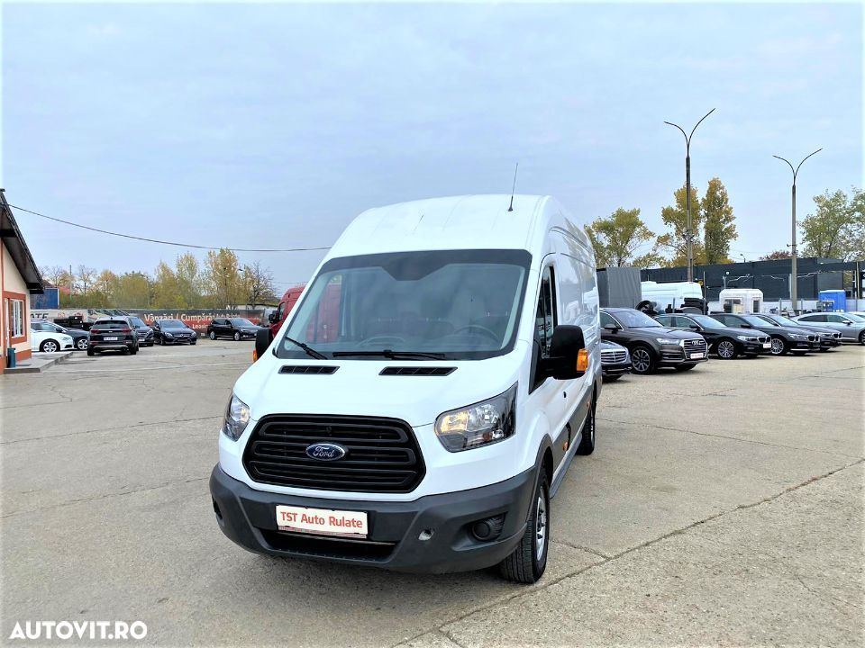 Ford TRANSIT L4 H 3 IMPORT GERMANIA - 2