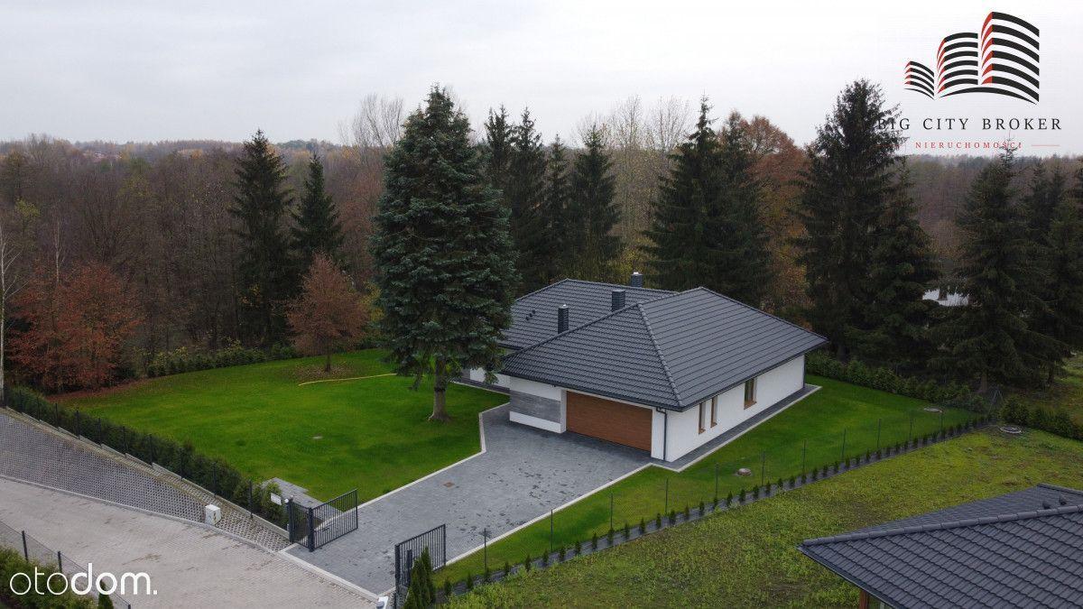 Rezerwacja Nowy wykończony dom parterowy, Motycz