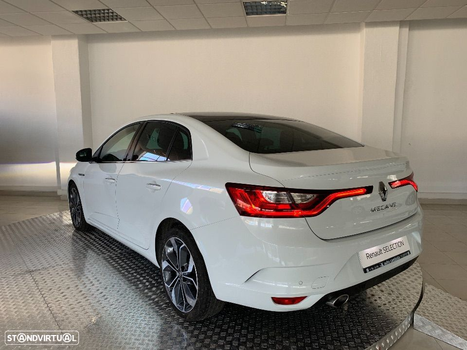 Renault Mégane Grand Coupe 1.6 dCi Executive - 4