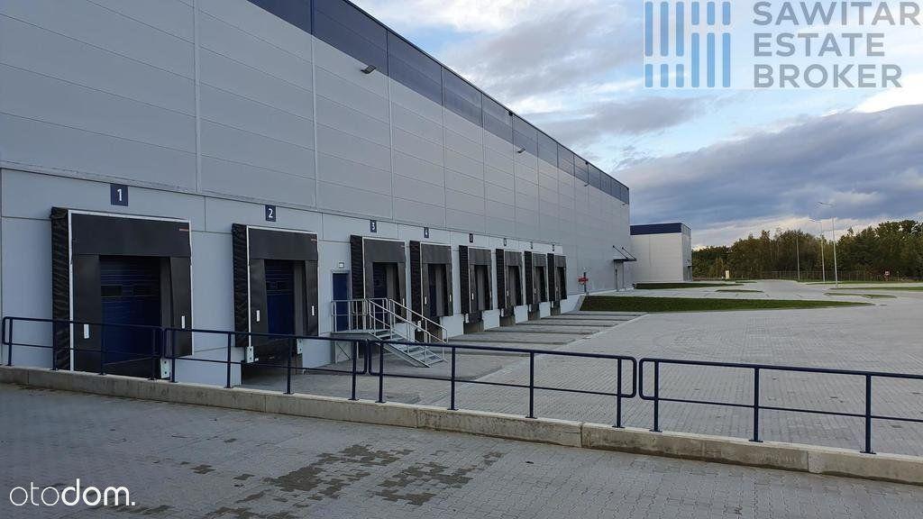 hala klasy A i biura okolice lotniska Wrocław