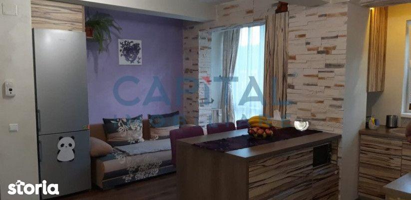 Vanzare apartament 3 camere decomandat, Zona Edgar Quinet, Manastur, C