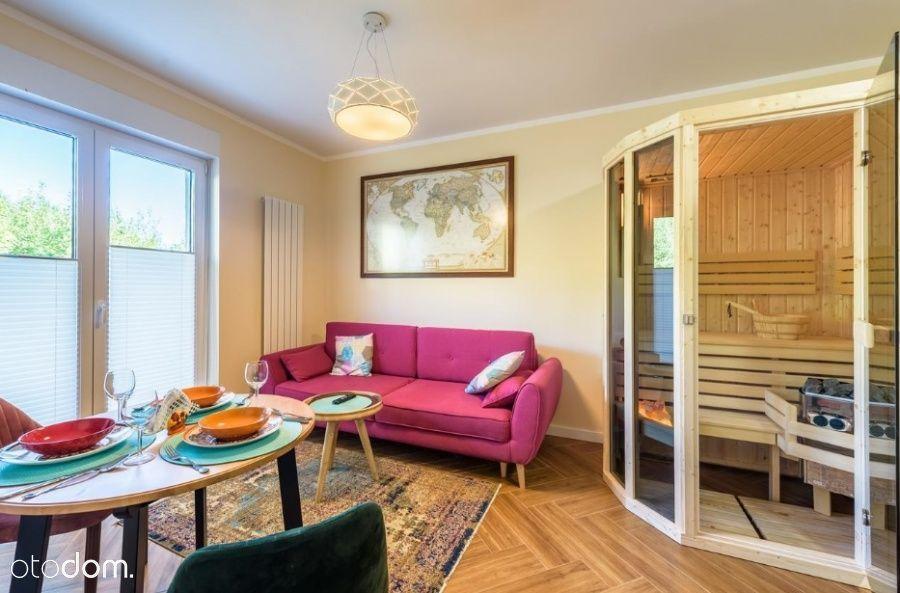 Świeradów - apartament z sauną
