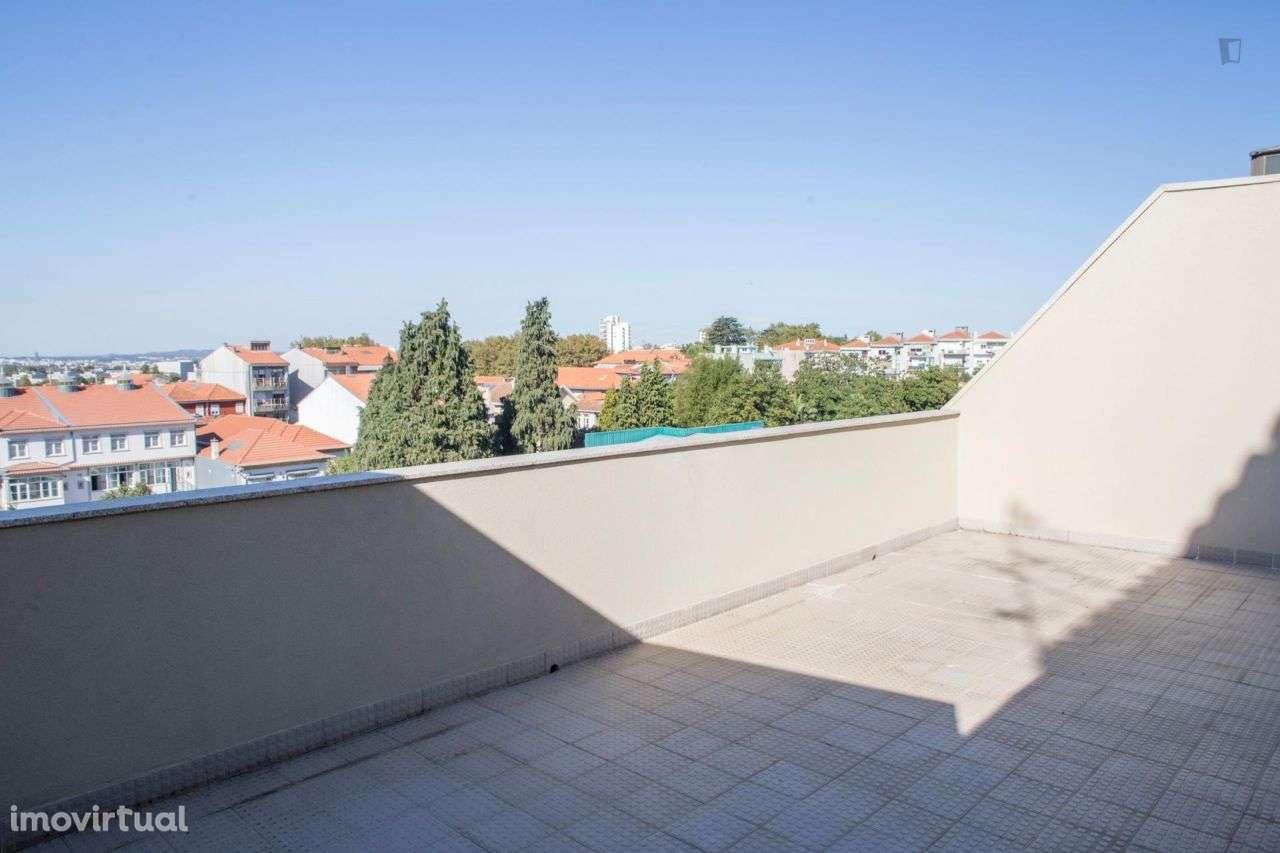 Quarto para arrendar, Paranhos, Porto - Foto 21