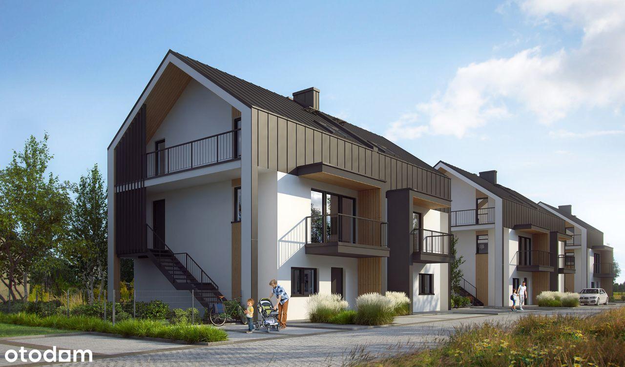 Mieszkanie 50,7m2 z ogródkiem. Dolina Fiore M3