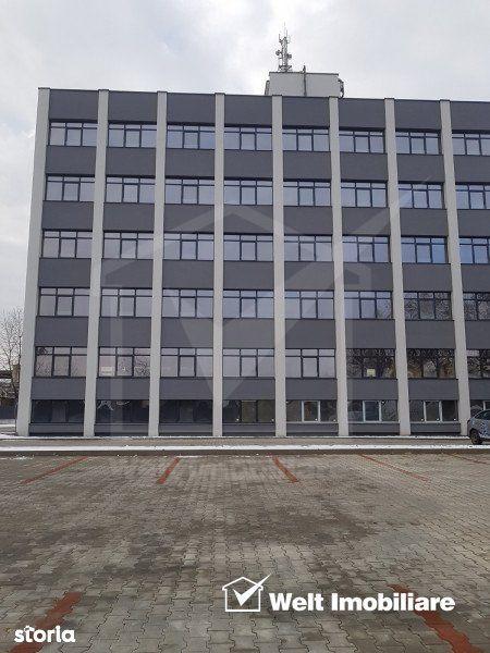 Spatiu productie parter 550mp, parcari - zona Fabrica de Sport