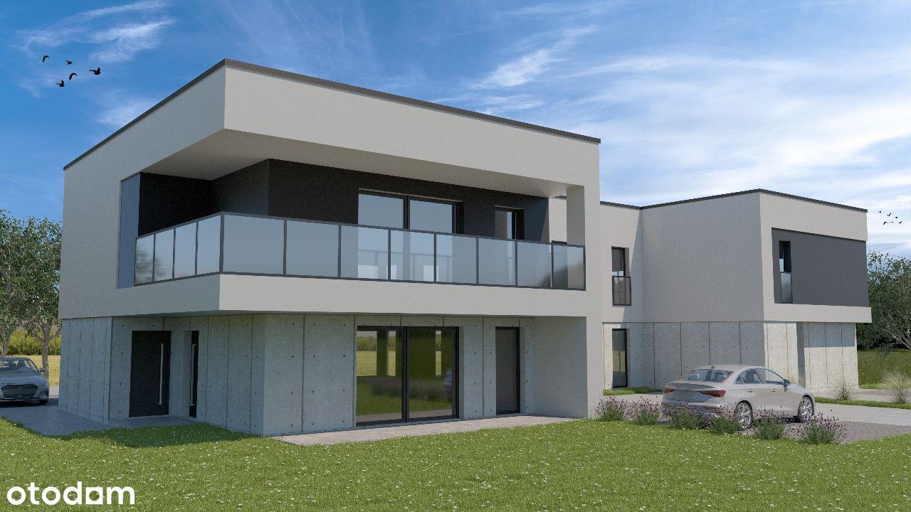 Duży apartament w Reptach z ogródkiem, Okazja !!