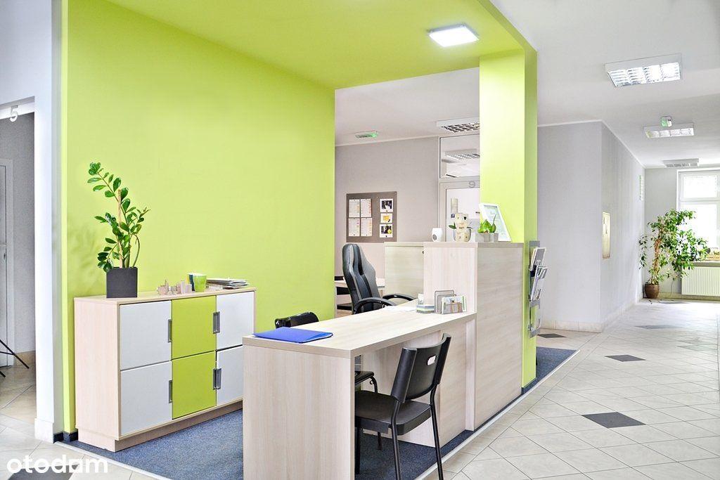 Klimatyzowane biuro w centrum!