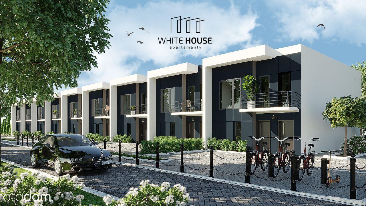 Apartament DUŻY OGRÓD 57m2 3 pokoje SIKORSKIEGO !!