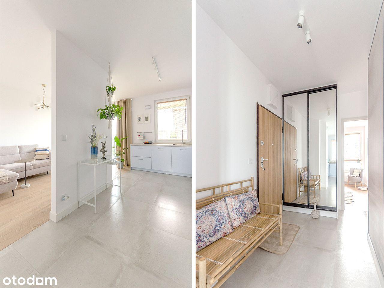 Nowoczesne i komfortowe mieszkanie na Stegnach
