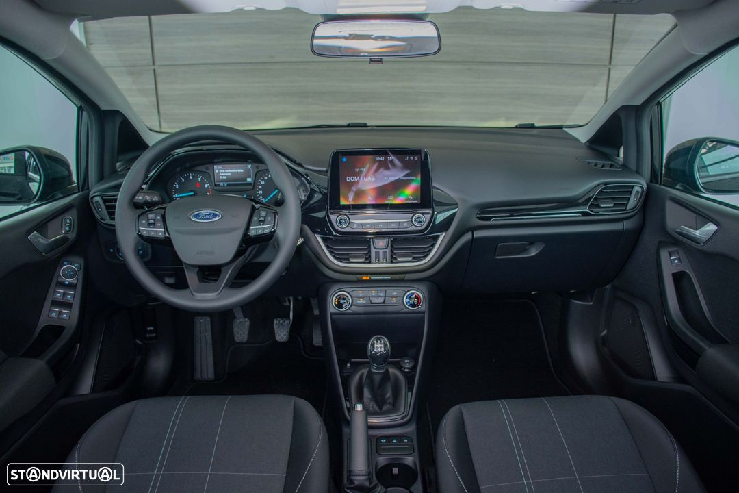 Ford Fiesta CONNECTED 1.1 TI-VCT (S&S) - 12