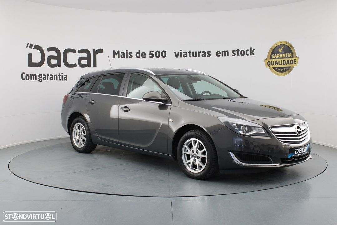 Opel Insignia Sports Tourer 2.0 CDTi Selection S/S - 1
