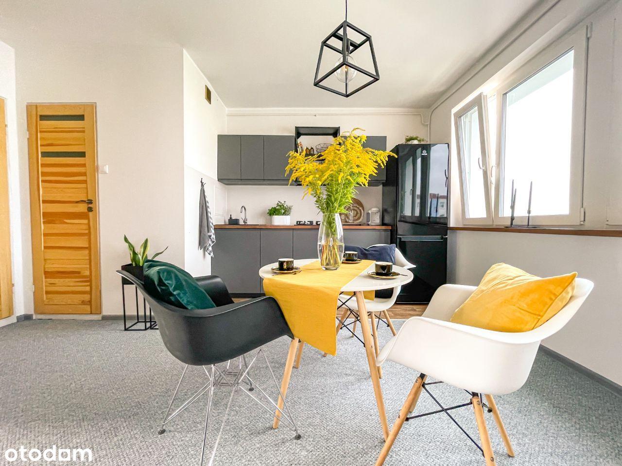 Wyjątkowe mieszkanie dla miłośników przestrzeni