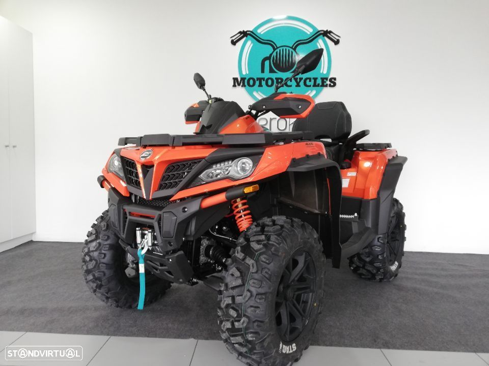 CF Moto C Force CF 1000 XC (EPS) - 1