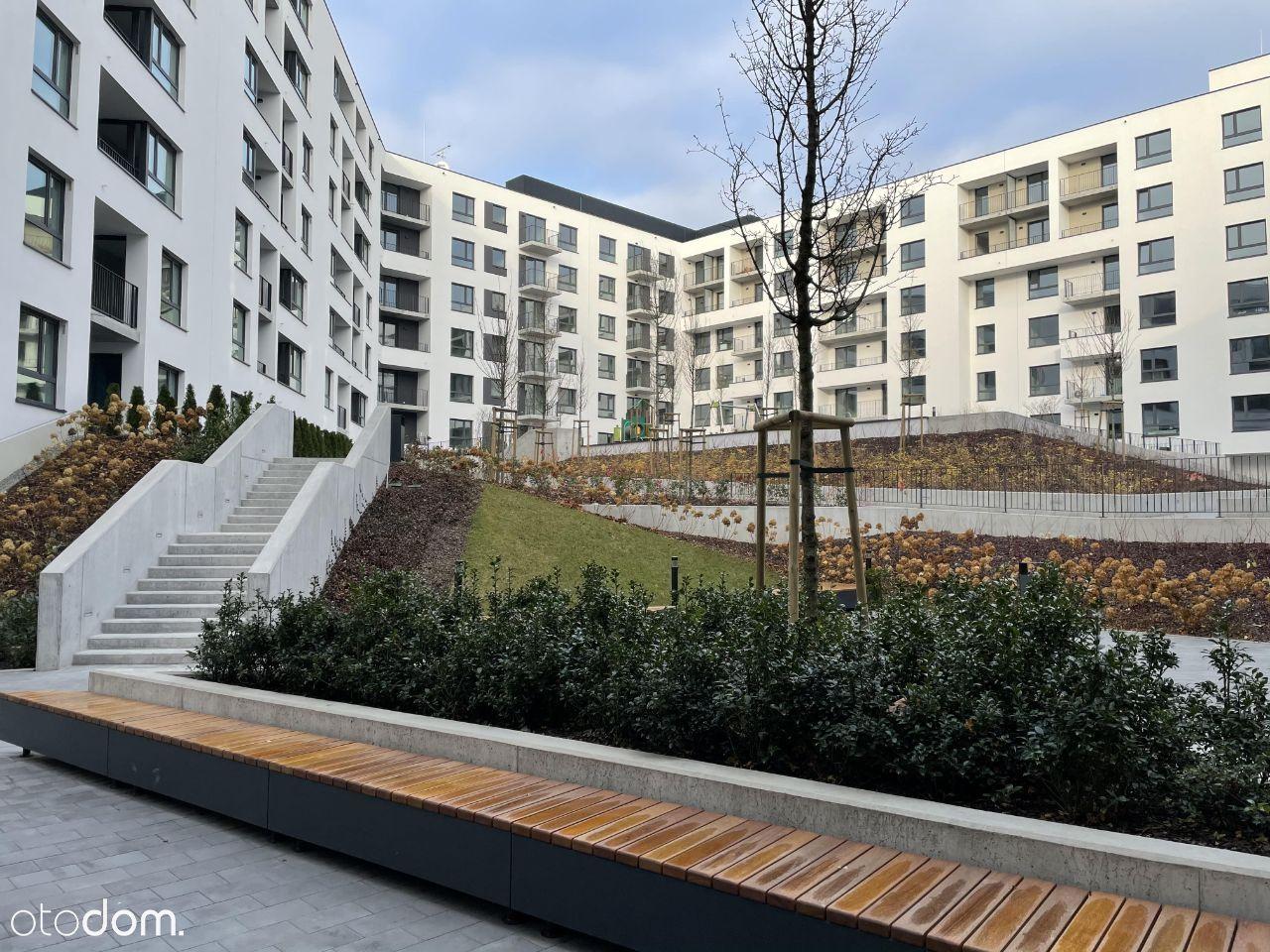 Nowe mieszkanie dwupokojowe 40,96 m2-Nowa Mangalia