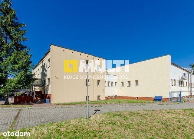 Na sprzedaż budynek biurowo - usługowy - Pomorzany