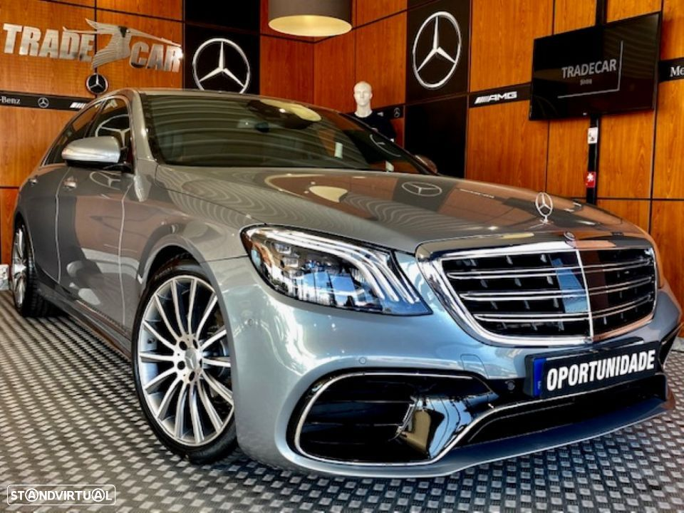 Mercedes-Benz S 300 BlueTEC Hybrid - 3