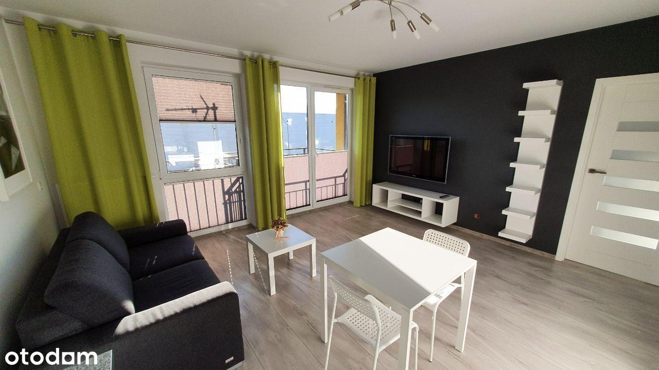 Mieszkanie 2 pokojowe z balkonem