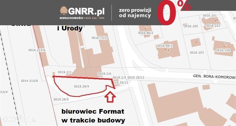Działka usługowa - Gdańsk Oliwa