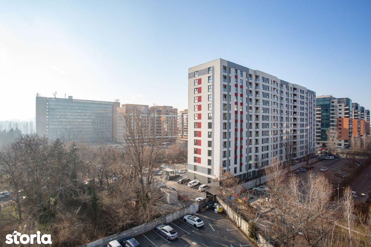 Studio 40 mpu - Grozavesti - Cotroceni Smart Residence 2019