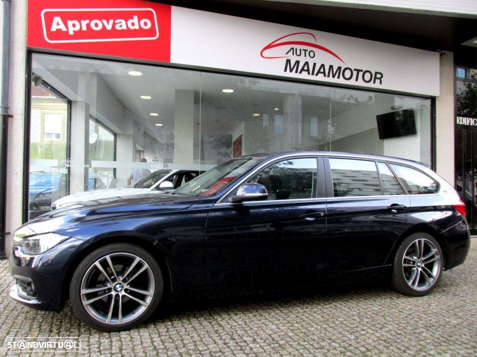 BMW 320 d Touring EfficientDynamics Auto - 6